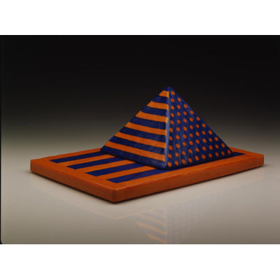 Pyramid on Slab